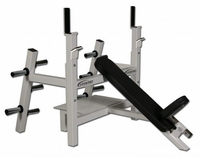 Legend Fitness Olympic Incline Bench W/ Plate Storage 3154 $1,379.99
