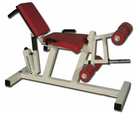 Legend Fitness Plate Loaded Leg Extension/Curl 3135