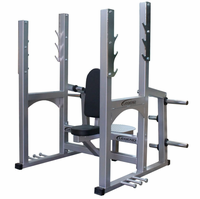 Legend Fitness Pro Series Olympic Shoulder Press Bench 3242