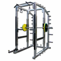 Legend Fitness Pro Series Power Cage 3221-8