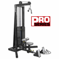 Legend Fitness Pro Series Seated Lat/Floor Row 3228