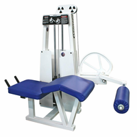 Legend Fitness Prone Leg Curl Machine  912