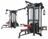 Legend Fitness SelectEDGE Eight Stack Jungle 1138
