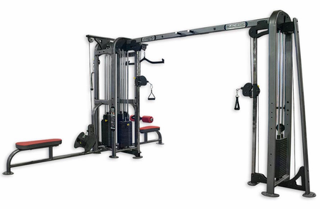 Legend Fitness SelectEDGE Five Stack 1135