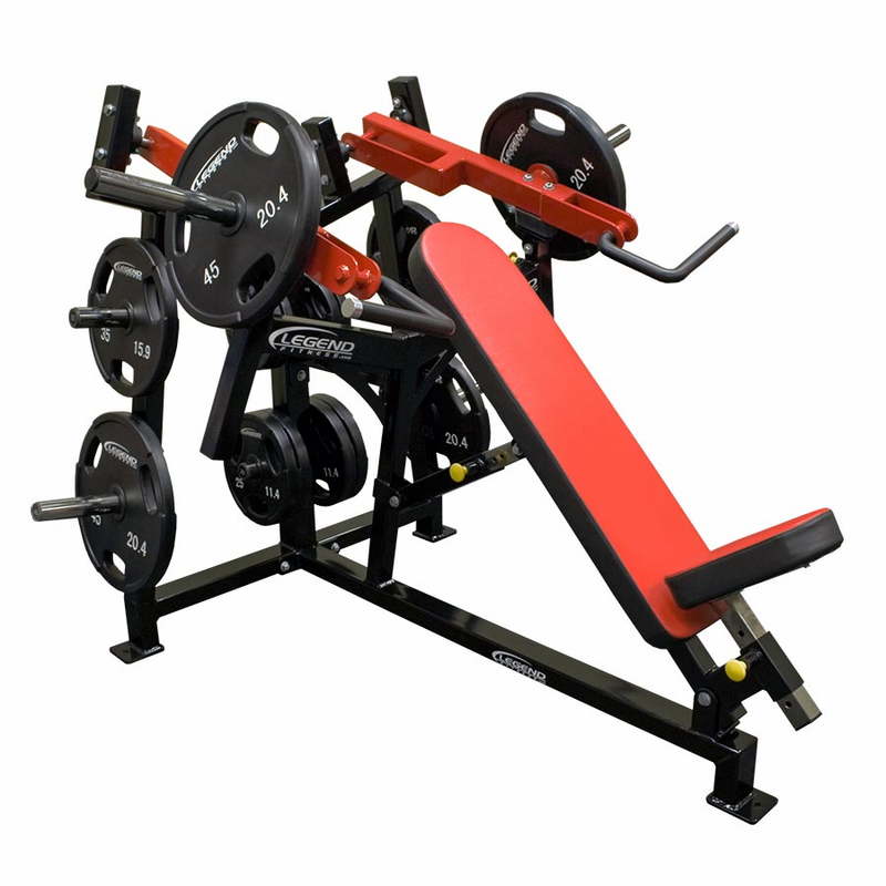 Legend Fitness Unilateral Converging Incline Chest Press 6002