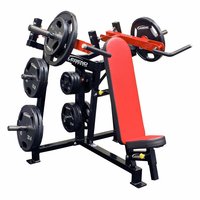 Legend Fitness Unilateral Converging Shoulder Press 6001