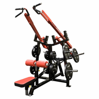 Legend Fitness Unilateral Diverging Lat Pulldown 6005