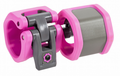 """Lock Jaw Hex 2"""" Olympic Collars - Pink"""