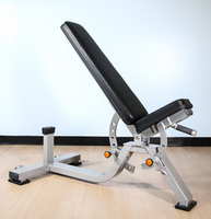 Muscle D Adjustable Flat / Incline Bench
