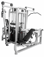 Muscle D Compact 4 Stack Multi Gym