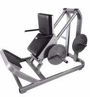 Muscle D Incline Calf Raise Machine