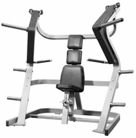 Muscle D Iso-Lateral Chest Press Machine
