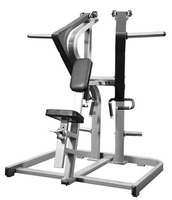 Muscle D Iso-Lateral Low Row Machine
