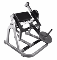Muscle D Seated Arm Curl Machine