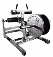 Muscle D Seated Calf Machine