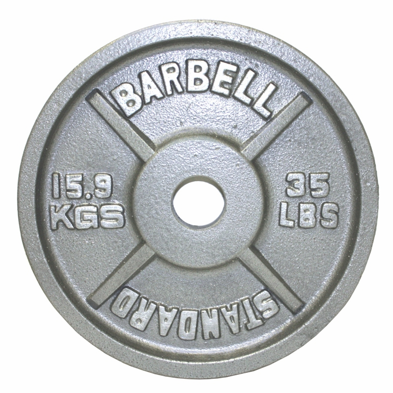 Olympic Weight Plate Set Gray - 355lbs  sc 1 st  Fitness Giant & Weight Plate Set Gray - 355lbs