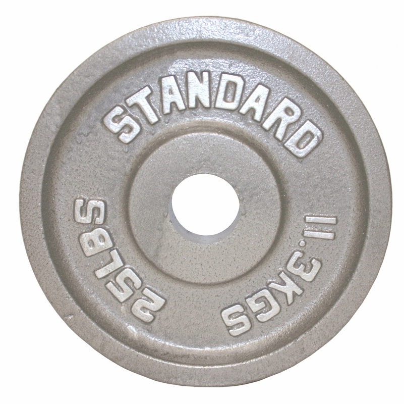 sc 1 st  Fitness Giant & Olympic Weight Plate Set Gray - 455lbs