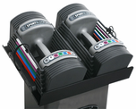 Power Block Adjustable Dumbbells