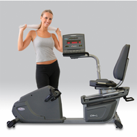 Steelflex CR1 Commercial Recumbent Exercise Bike
