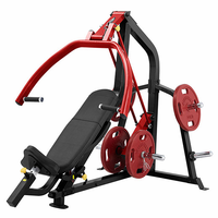 Steelflex PL2100 Chest / Shoulder Press Machine $1,699.00