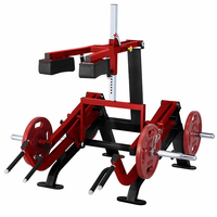 Steelflex PL2300 Squat Lunge Machine