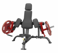 Steelflex PLBC Leverage Bicep Curl Machine $1,099.99