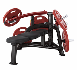 Steelflex PLBP100 Leverage Bench Press Machine