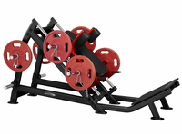 Steelflex PLHP Hack Squat Machine