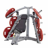 Steelflex PLIP1400 Leverage Incline Bench Press Machine