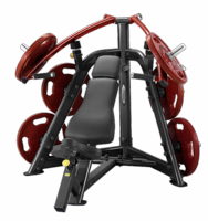 Steelflex PLIP1400 Leverage Incline Bench Press Machine $1,149.00