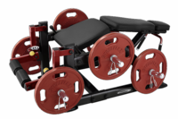 Steelflex PLLC400 Leverage Leg Curl Machine $1,149.00