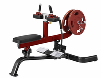 Steelflex PLSC Leverage Seated Calf Machine $1,099.99