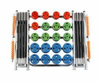 Tag Fitness CP-SET Cardio Pump Barbell Set