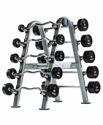 Tag Fitness RCK-BBR Barbell Rack