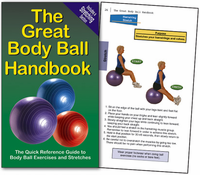 The Great Body Ball Handbook $14.95