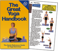 The Great Yoga Handbook $14.95