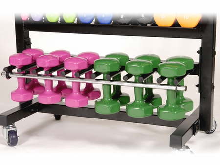 Troy Aerobic Pac - Accessory Rack
