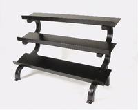 Troy Barbell 3 Tier Shelf Dumbbell Rack $599.00