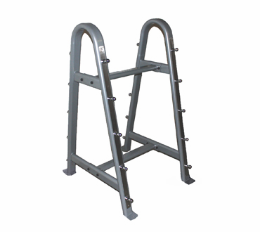 Troy Commerical Horizontal Barbell Rack