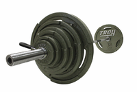 Troy Interlocking Grip Olympic Weight Sets $579.99