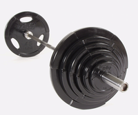 Troy Interlocking Urethane Olympic Weight Sets $1,029.99