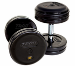 Troy Rubber  Pro Style Dumbbell Sets product image