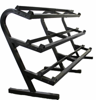 Troy TDR3  3 Tier Dumbbell Rack (Holds 5-100lb set) $539.99
