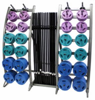 Troy TLS-PAC-C Colored Barbell Training System $3,099.00