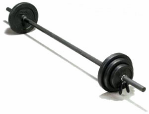 Troy TLW-40G Lightweight Barbell System