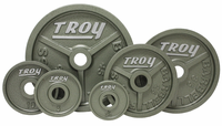 Troy Wide Flanged Olympic Weight Set - 255lbs $469.99