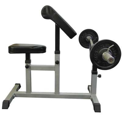Valor Athletics Cb 6 Preacher Arm Curl Bench