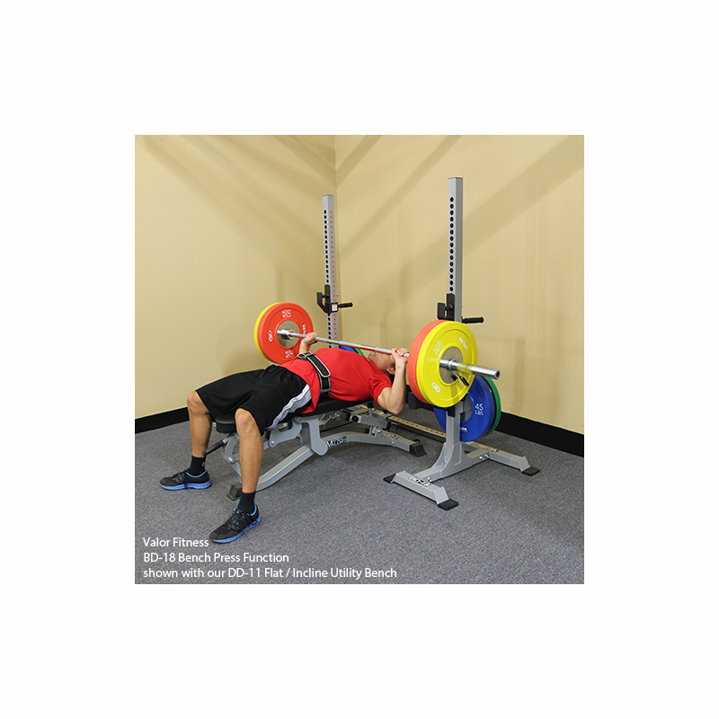 Valor Fitness Bd 18 Squat Stand Towers