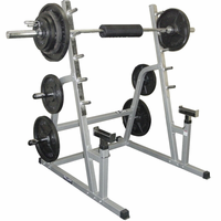 Valor Fitness BD-6 Squat Rack W/Storage Pegs $449.99