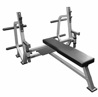 Valor Fitness BF-49 Olympic Bench W/Plate Storage $629.99
